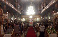 Αγιασμός ενάρξεως λειτουργίας των Σπιτιών Γαλήνης