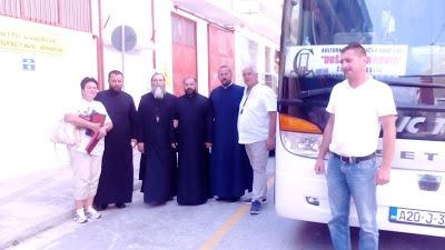 """Ανθρωπιστική αποστολή του """"ΕΣΤΑΥΡΩΜΕΝΟΥ"""" στην Εκκλησία της Σερβίας"""
