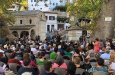 Eγκαινιάστηκε το  Εκθετήριο Εκκλησιαστικών Κειμηλίων στην Μακρινίτσα