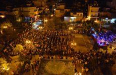 Καθήλωσαν οι εκδηλώσεις για τη Μικρασιατική Καταστροφή