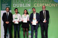 Βραβείο για την Ελληνική Συμμετοχή στον Ευρωπαϊκό Διαγωνισμό Νέων Επιστημόνων 2018 (EUCYS 2018)