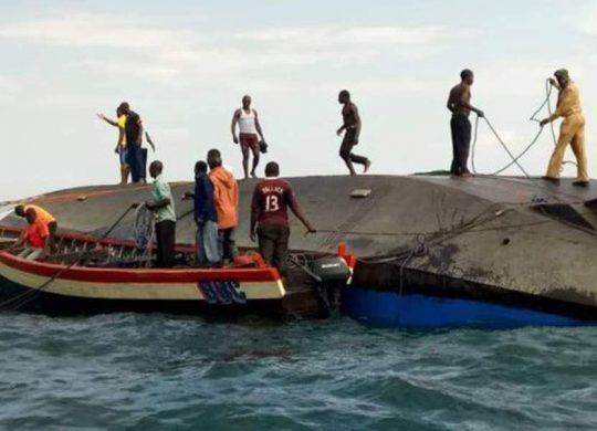 Τανζανία: Περισσότεροι από 40 νεκροί σε ναυάγιο φέριμποτ στη λίμνη Βικτόρια