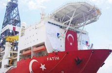 Μυστήριο με την «ανταρσία» στο τουρκικό γεωτρύπανο