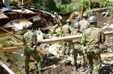 Ιαπωνία: Μάχη με τον χρόνο για την ανεύρεση επιζώντων μετά τον σεισμό