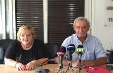 Περιοδεία ευρωβουλευτή  Νίκου Χουντή σε Καρδίτσα και Τρίκαλα