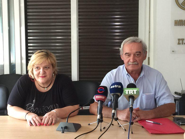 Ν. Χουντής: «Πρέπει να ανατραπούν οι μνημονιακές πολιτικές»