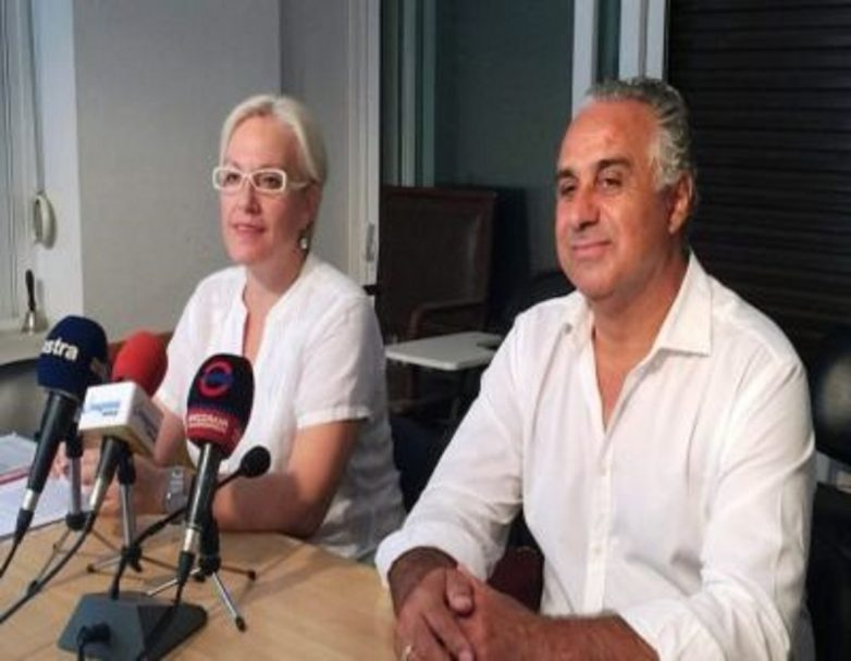 Αιχμές Οικονόμου κατά της δημοτικής αρχής για της δικαστική διαμάχη ΔΕΥΑΜΒ-ΕΡΓΗΛ