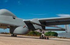 Έναρξη πτήσεων Μη Επανδρωμένου Αεροσκάφους της FRONTEX