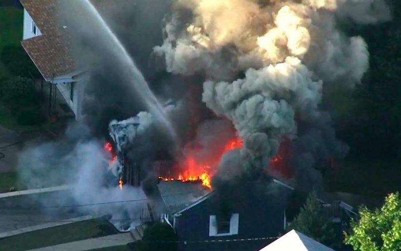 Τουλάχιστον ένας νεκρός και 12 τραυματίες μετά από εκρήξεις στο δίκτυο αερίου βόρεια της Βοστόνης