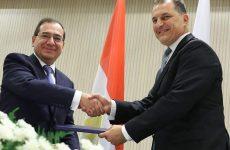Έπεσαν οι υπογραφές Κύπρου–Αιγύπτου για τον αγωγό φυσικού αερίου