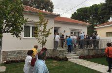 Εγκαινιάστηκε ο ξενώνας του Νοσοκομείου, δωρεά του ευεργέτη Χαρ. Τσιμά