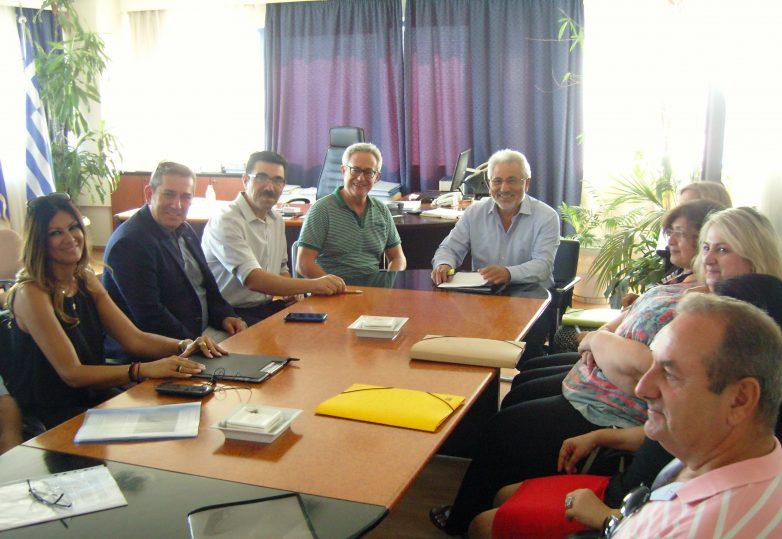 Σύσκεψη περιφερειακών αρχών για τον ιό του Δυτικού Νείλου