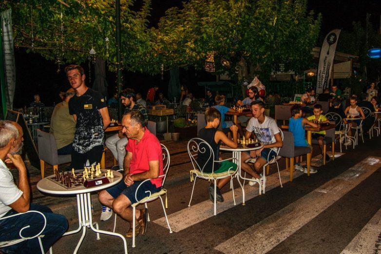 Σκακιστικές Βραδιές στην Αγριά