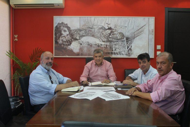 Με τον Πρύτανη του Πανεπιστημίου Θεσσαλίας συναντήθηκε ο Περιφερειάρχης Θεσσαλίας Κώστας Αγοραστός