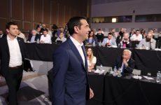 Η ομιλία του πρωθυπουργού Αλέξη Τσίπρα στην τελετή εγκαινίων της 83ης ΔΕΘ