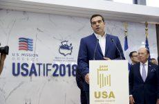 Συναντήσεις και τηλεφωνικές επικοινωνίες  Αλέξη Τσίπρα με ευρωπαίους  και αμερικανούς αξιωματούχους