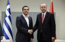 Xαμηλές προσδοκίες για το Κυπριακό μετά τη συνάντηση Τσίπρα-Ερντογάν