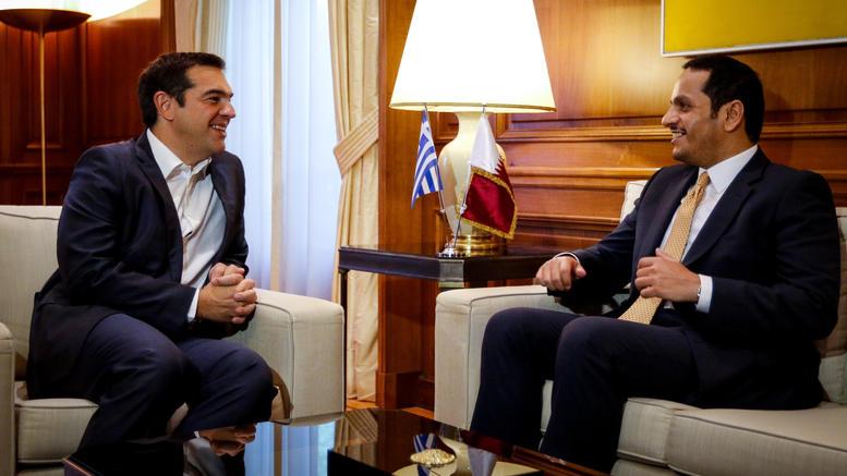 Συμφωνίες Ελλάδας-Κατάρ