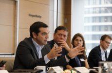 Συναντήσεις Τσίπρα με επενδυτές στις ΗΠΑ
