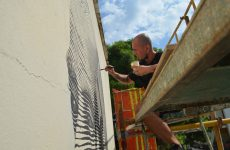Urbanact: Φεστιβάλ Δημόσιων Τοιχογραφιών στη πόλη του Βόλου