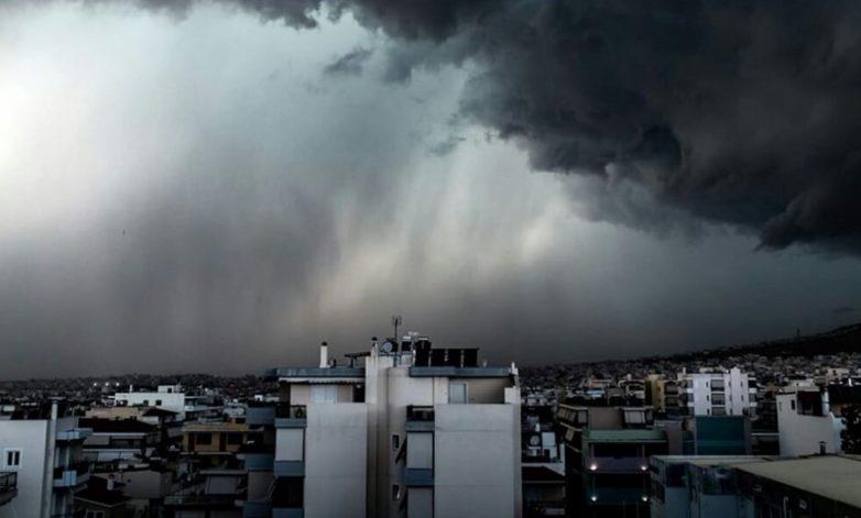 Τοπικές βροχές και πιθανώς καταιγίδες σήμερα στη Θεσσαλία