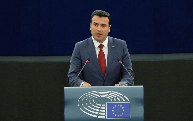 Ζάεφ στο Ευρωκοινοβούλιο: Η συμφωνία είναι μια ευκαιρία που περιμένουμε πολλά χρόνια