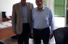 Ο συντονιστής Αποκεντρωμένης Διοίκησης Θεσσαλίας – Στερεάς Ελλάδας στο Υπουργείο Μεταναστευτικής Πολιτικής