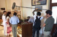 Γυρίσματα του ντοκιμαντέρ-αφιέρωμα στο Υποβρύχιο 'Κατσώνης' στη Σκιάθο