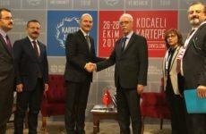 Συμμετοχή ΥΜΕΠΟ Δ. Βίτσα στο Συνέδριο «Kartepe Summit» στην Τουρκία