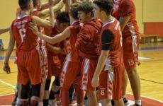 Νικηφόρα πρεμιέρα για την παιδική ομάδα μπάσκετ του Ολυμπιακού Βόλου