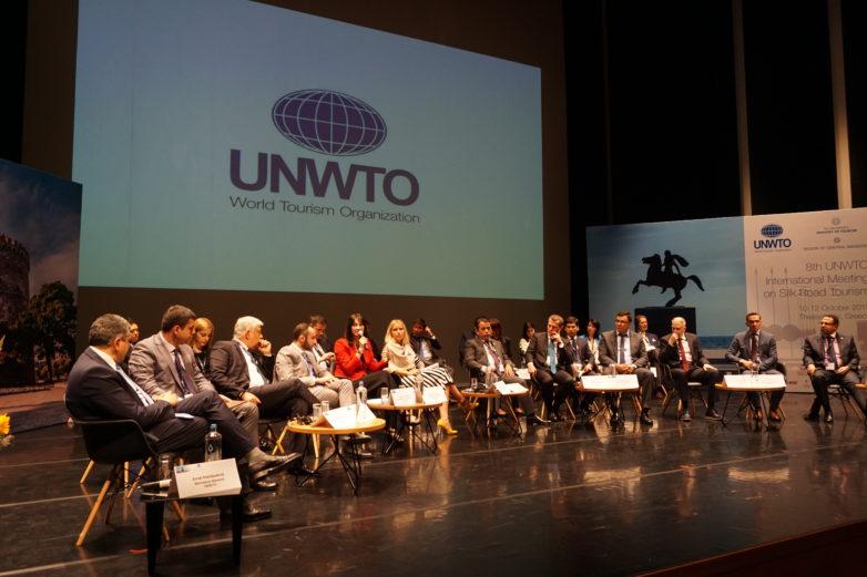 H Ελλάδα παγκόσμιο πρότυπο για την ανάπτυξη στο «Δρόμο του Μεταξιού» για τον τουρισμό