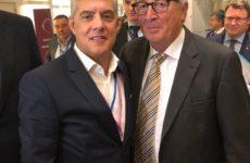 Κ. Αγοραστός στις Βρυξέλλες: «Η πολιτική Συνοχής, που ωφελεί εκατομμύρια Ευρωπαίων πολιτών έρχεται από το παρελθόν αλλά ανήκει στο μέλλον