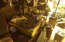 Εντοπίστηκε εξοπλισμένο εργαστήριο υδροπονικής καλλιέργειας κάνναβης στην ευρύτερη περιοχή της Μαγνησίας