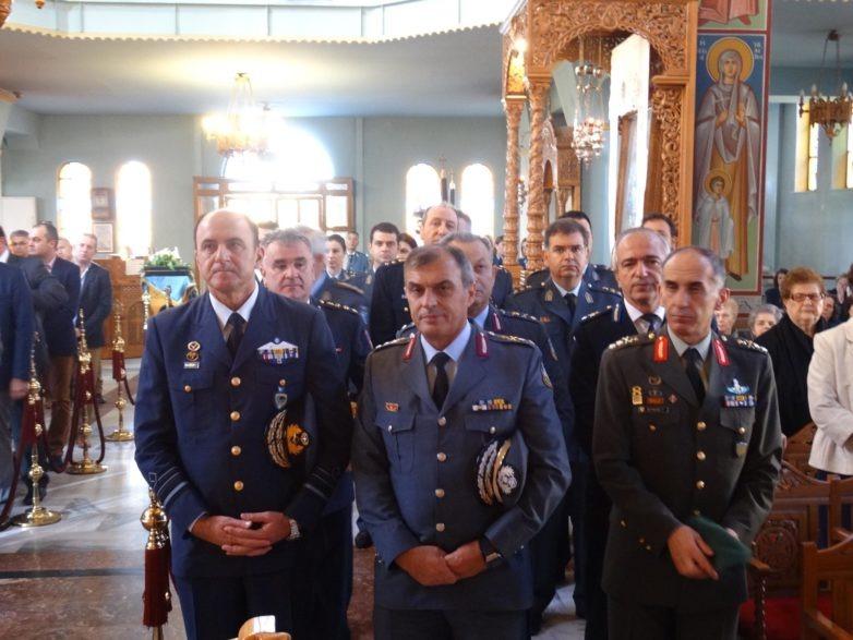 Εκδηλώσεις για τον εορτασμό της «Ημέρας της Αστυνομίας» και του προστάτη του Σώματος Αγίου Αρτεμίου