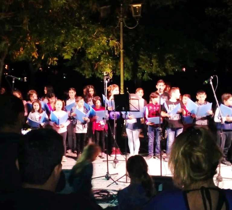 Συναυλία της Παιδικής Χορωδίας «Δημητριάς» στην 9η Οικογιορτή