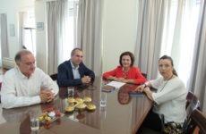Συνάντηση υφυπουργού Εσωτερικών  Μ. Χρυσοβελώνη με εκπροσώπους Π.Ο.Ε.ΣΥ και Ενώσεων Συντακτών