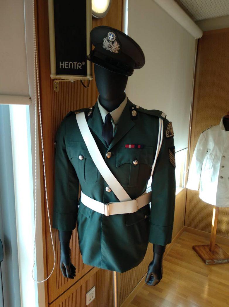 Εγκαίνια Έκθεσης «Ιστορικών Αστυνομικών Κειμηλίων» στο Αστυνομικό Μέγαρο Λάρισας