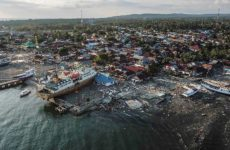 Στους 844 οι νεκροί μετά από τον καταστροφικό σεισμό στην Ινδονησία