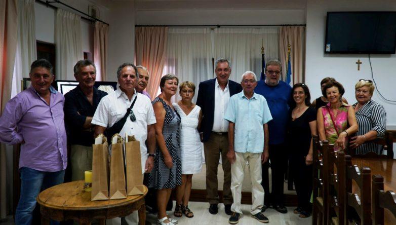 Δεσμοί φιλίας 30 ετών συνδέουν τους αδελφοποιημένους Δήμους Ζαγοράς – Μουρεσίου-Juigne (Γαλλία)
