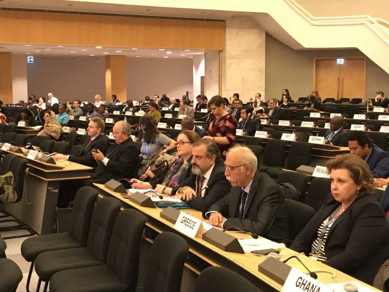 Ομιλία ΥΜΕΠΟ Δ. Βίτσα στην 69η Συνεδρίαση της Εκτελεστικής Επιτροπής της Ύπατης Αρμοστείας του ΟΗΕ
