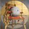 Ο Πασχάλης Αγγελίδης παρουσιάζει  τη ζωγραφική του στο Βόλο, στο  Χώρο Τέχνης « δ. »