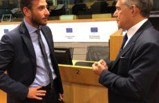 Κ. Αγοραστός: Aθλητικές εγκαταστάσεις στο επενδυτικό πρόγραμμα InvestEU της ΕΕ