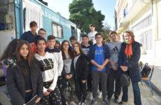 Εθελοντική Αιμοδοσία στο 3οΓυμνάσιο και Λύκειο Βόλου