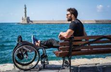 Στο Βόλο ο παραολυμπιονίκης κολύμβησης Αντώνης Τσαπατάκης