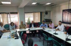 Συνάντηση υφ. Περιβάλλοντος και Ενέργειας, Γ. Δημαρά, με περιβαλλοντικές μη κυβερνητικές οργανώσεις