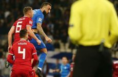 Nίκη με 1-0 της Εθνικής επί της Ουγγαρίας
