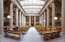 Η υπουργός Πολιτισμού και Αθλητισμού στην Εθνική Βιβλιοθήκη της Ελλάδος