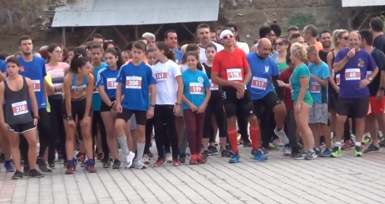 Με επιτυχία ο αγώνας Historic Run