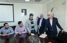 Συνάντηση υπουργού Παιδείας με αντιπροσωπεία της ΔΑΠ-ΝΔΦΚ