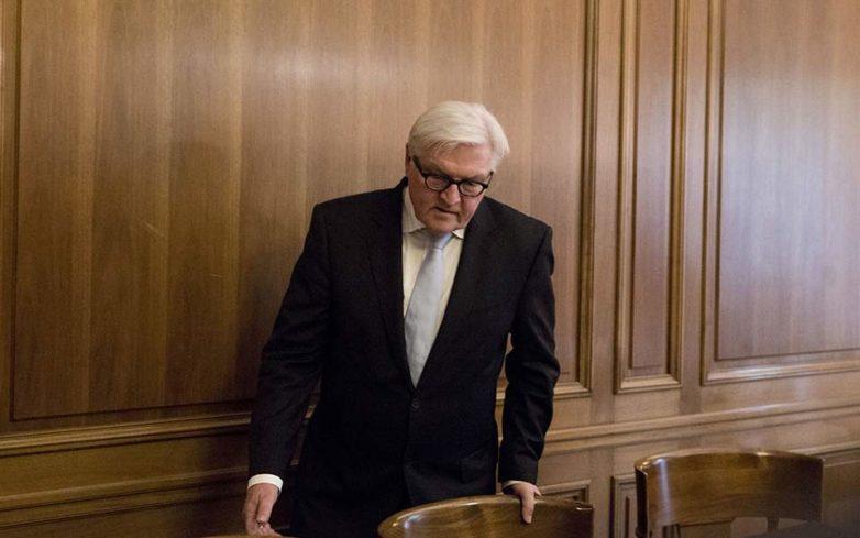 Στην Ελλάδα ο Γερμανός Πρόεδρος